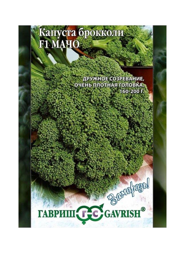 Капуста брокколи ф1 мачо выращивание 97